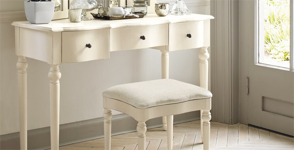 Amelie Dressing Table Stool